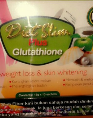 DIET SLIM Plus Glutathione